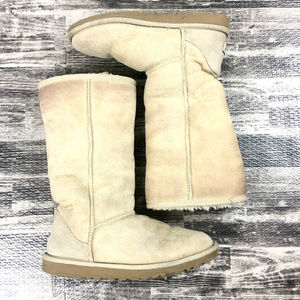 Ugg Classic Tall Boots Sz 6